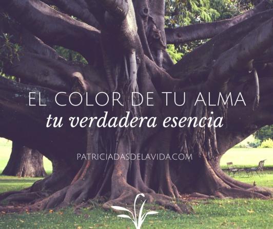 el color de tu alma