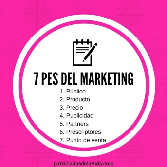 7 pes del marketing