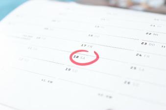 Ponte una fecha límite para conseguir tus objetivos